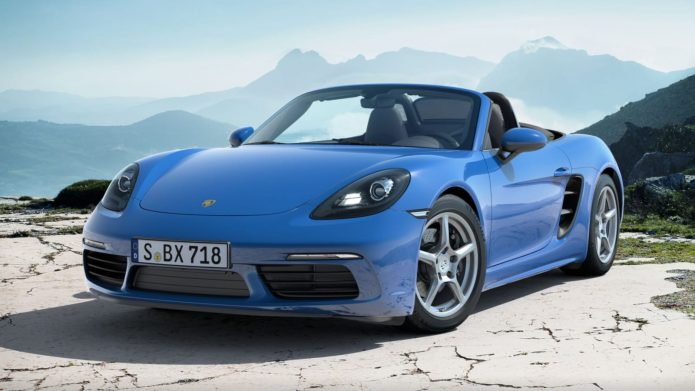 2022 Porsche 718 Boxster, Cayman obtains a rate walking and also pink paint