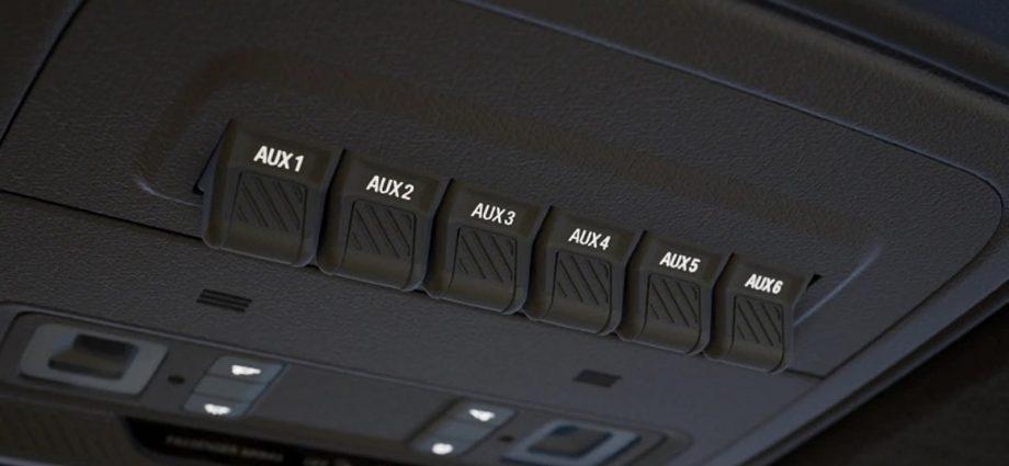 2021 Ford Bronco 2-Door and also 4-Door pre-wired upfitter changes in-depth
