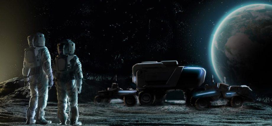 GM to assist establish future generation lunar vagabonds for NASA