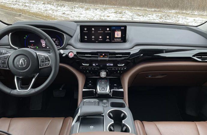 2022 Acura MDX Evaluation An advantage made far better