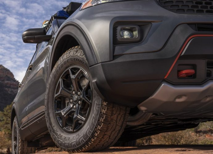 2021 Ford Traveler Timberline includes genuine off-road chops