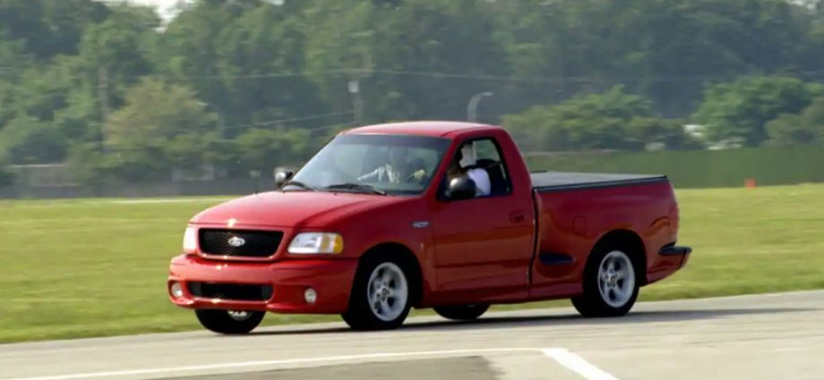1999-2004 Ford F-150 SVT Lightning Made use of cars and truck limelight