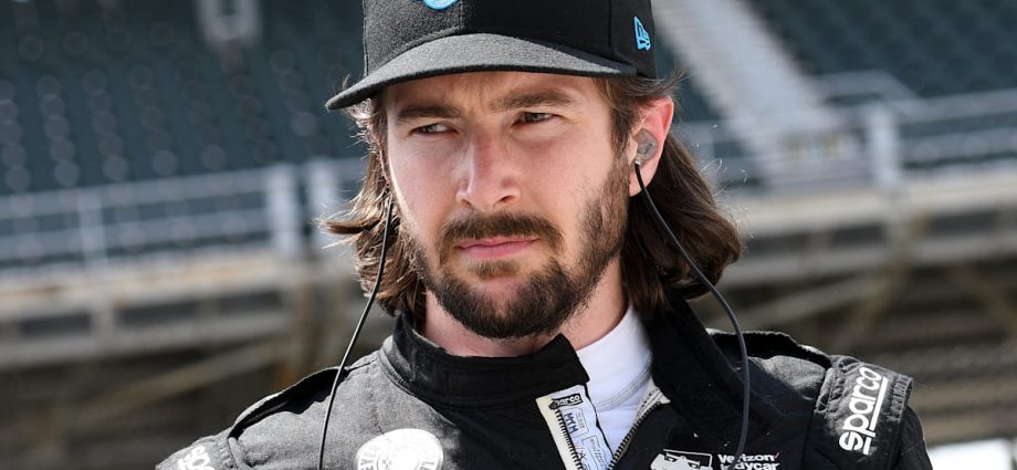 Just How Indy 500's JR Hildebrand made an emergency situation pitstop in Goodland, Kansas
