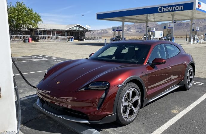 I'm not driving an electrical auto to The golden state. Offer me a plug-in crossbreed