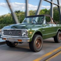 This 1970 Chevy K5 Sports jacket deserves $250,000 as well as you can win it
