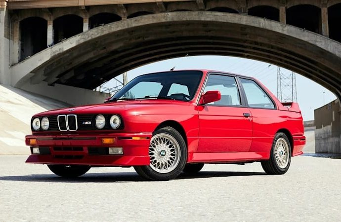 Fed Up With Amazon.com Prime Day? This 1988 E30 M3 is prime BMW