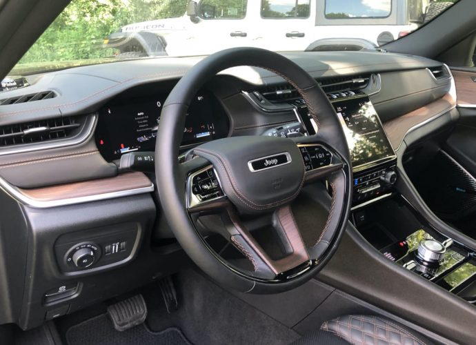 2021 Jeep Grand Cherokee L First Drive Evaluation|Jeep, raised (and also extended)