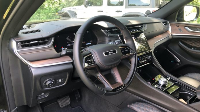 2021 Jeep Grand Cherokee L First Drive Evaluation Jeep, raised (and also extended)