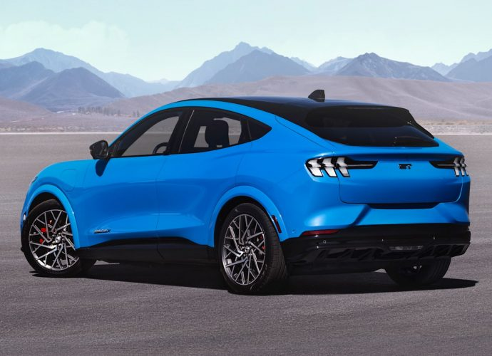 2021 Ford Mustang Mach-E GT last EPA array price quotes are more than forecasted