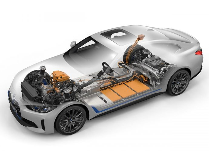 2022 BMW i4 efficiency, array as well as various other specifications exposed with brand-new images