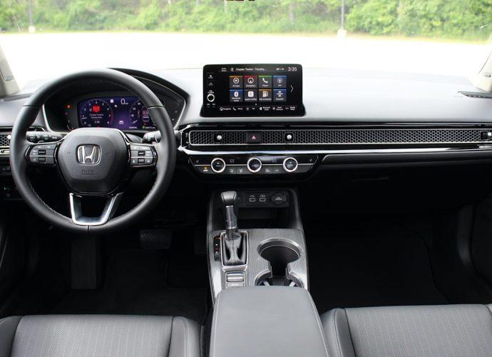 2022 Honda Civic First Drive Testimonial Stronger acquainted ground