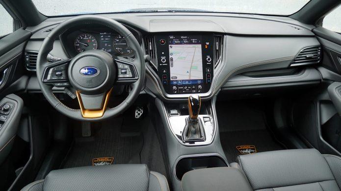 2022 Subaru Wilderness Testimonial Points are obtaining wild