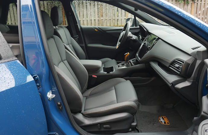 2022 Subaru Wilderness Safety Seat Examination|Really family members pleasant