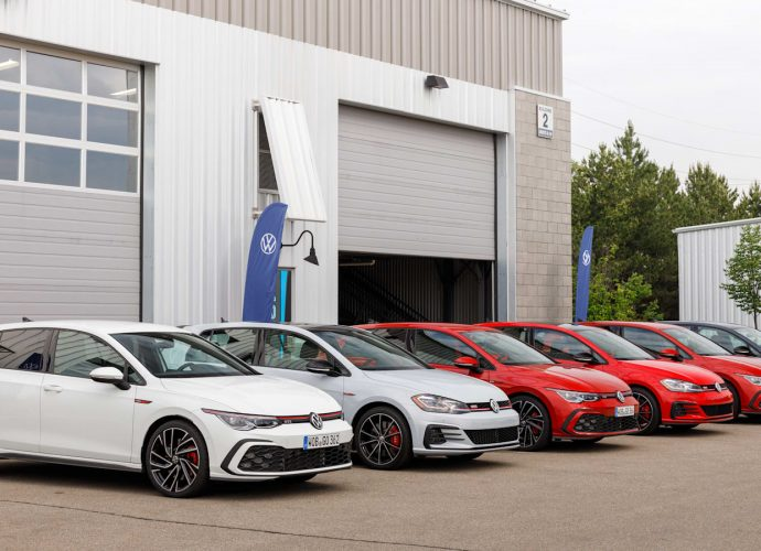 2022 Volkswagen GTI Observe Drive   Shock, it's the most effective but