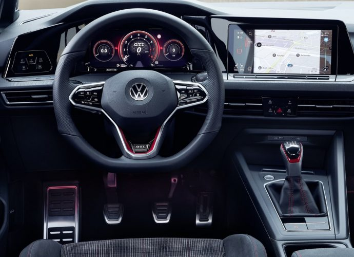 2022 Volkswagen Golf GTI First Drive Assessment   Straight out of central casting