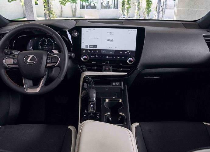 2022 Lexus NX obtains brand-new framework, engines as well as also a PHEV
