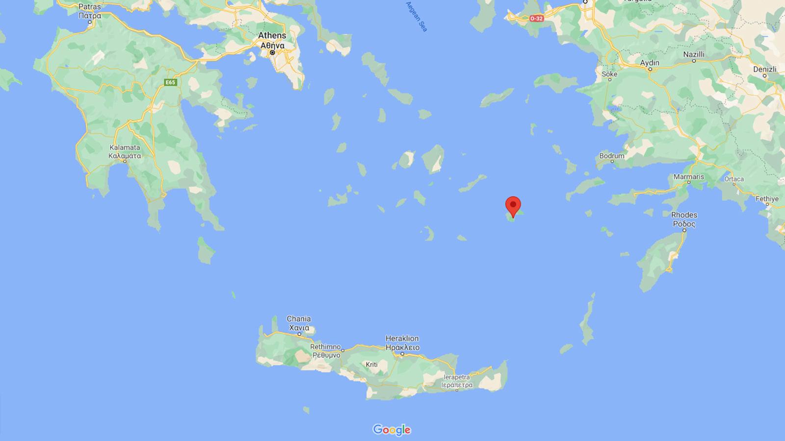 Volkswagen provides 8 ID4s to Greek island seeking to go environment-friendly