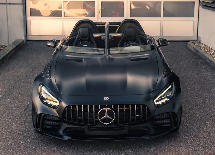 Bussink GT R Speedlegend is an extra-open Mercedes-AMG GT R Roadster