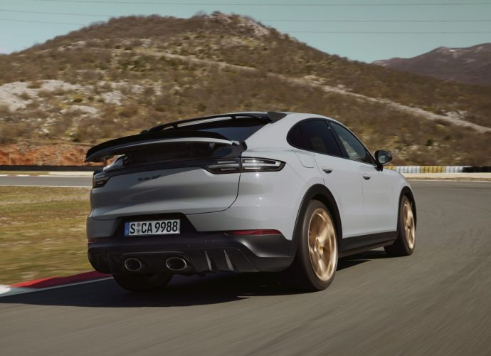 2022 Porsche Cayenne Turbo GT is the greatest doing Cayenne yet