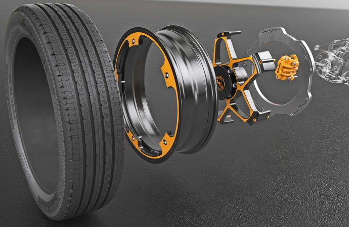 Why antique drum brakes might be the means of the future for EVs
