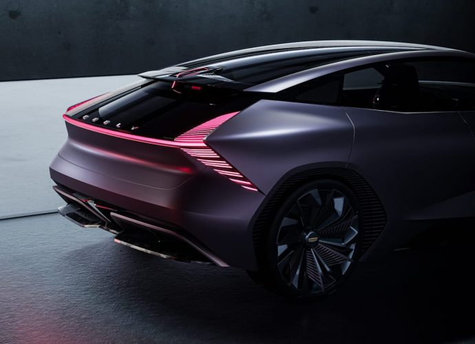 Geely Vision Starburst idea cars and truck takes ideas from the universes