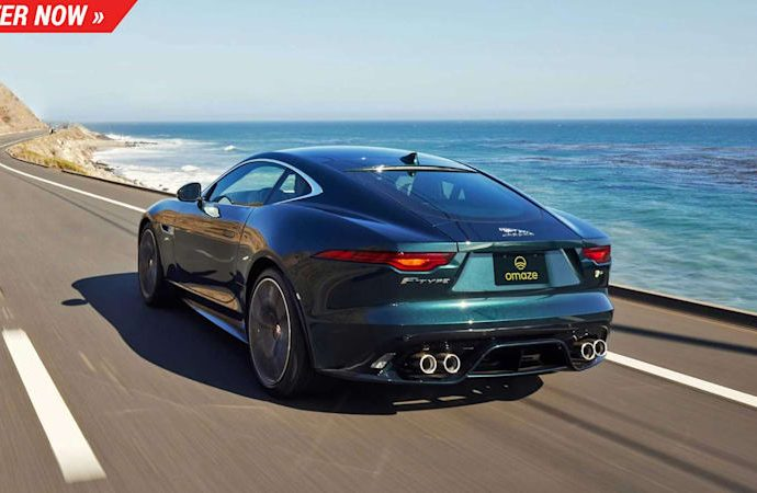 Jaguar revamped the F-Type for 2021, as well as you can win one right here