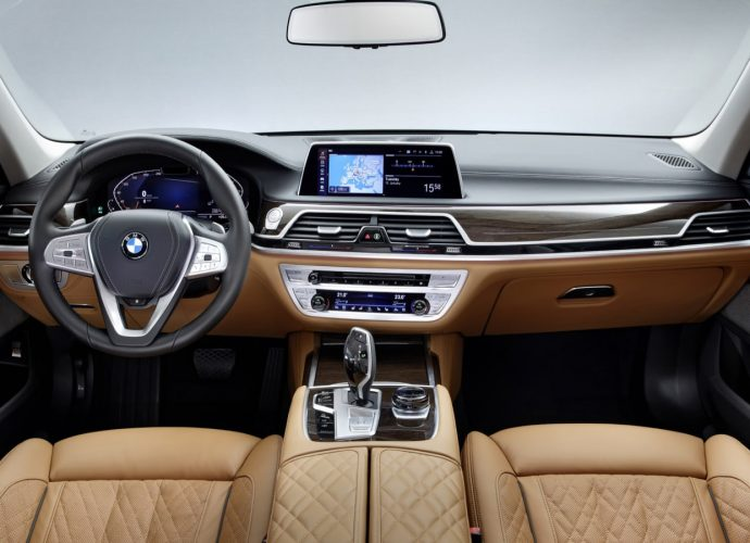 2022 BMW 7 Collection Evaluation Still bring the flag