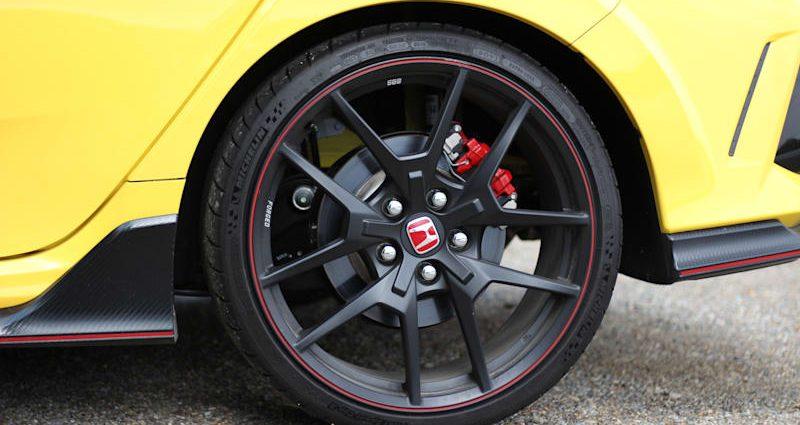 2021 Honda Civic Kind R Minimal Version Practice Run
