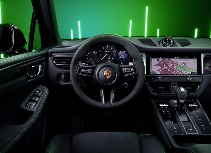 2022 Porsche Macan obtains brand-new front end, freshened inside and also even more power