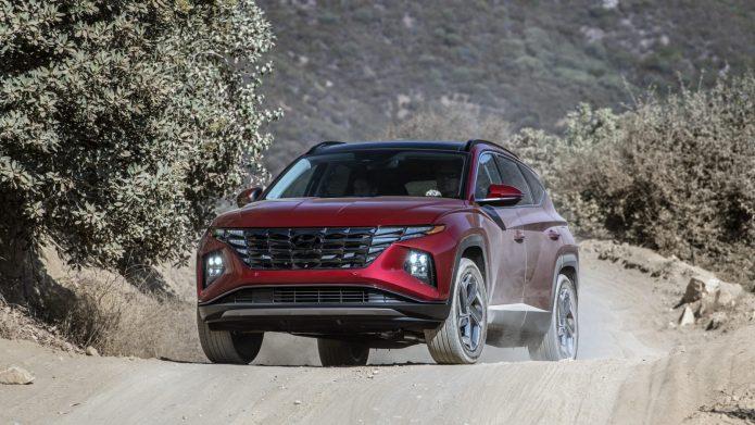 2022 Hyundai Tucson Testimonial All set as well as huge for a fee