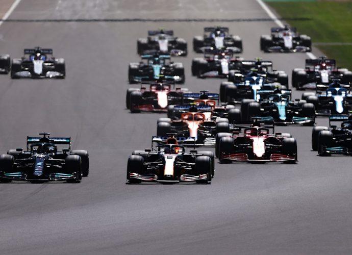 Hamilton wins British General Practitioner in spite of fine, Verstappen hospitalized after accident