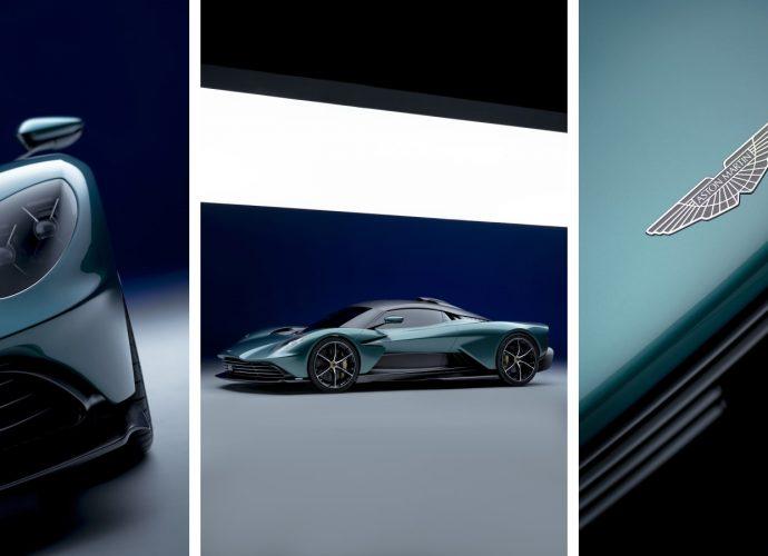 Aston Martin Valhalla prepares to Ragnarok with 937 plug-in horse power