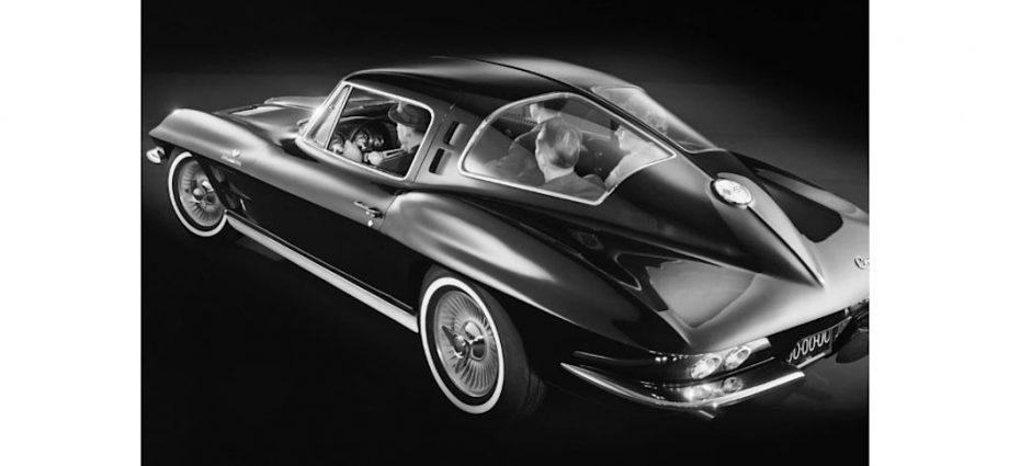 GM shares uncommon images of long-lost 2 +2 Corvette idea