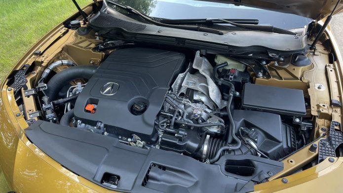 2021 Acura TLX Kind S Practice Run Evaluation