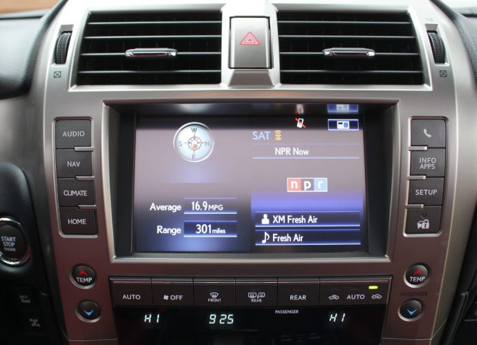 2021 Lexus GX 460 Inside Testimonial A proficient cabin ... a years back