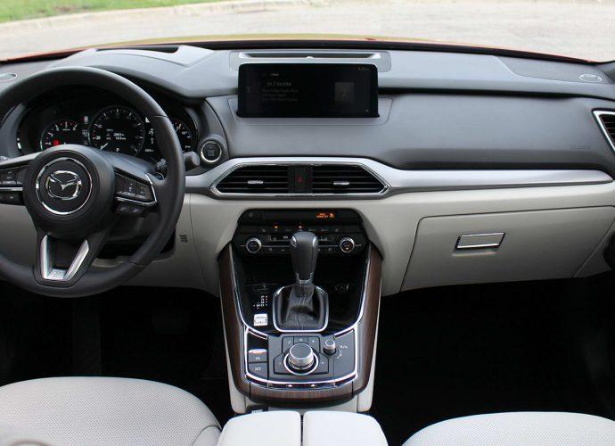 2021 Mazda CX-9 Trademark Inside Testimonial