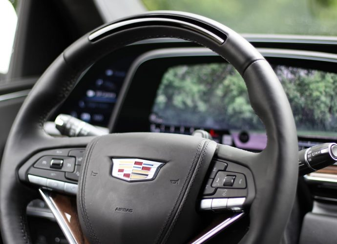 2021 Cadillac Escalade Super Cruise Ship Evaluation Journey nobility