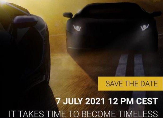 "Lamborghini teases ""Last Aventador"" on Unica application; Release following week!"