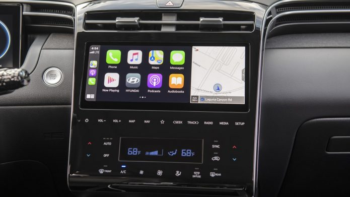 2022 Hyundai Tucson driveway as well as infomercial examination