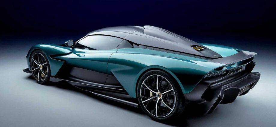 Production-spec Aston Martin Valhalla disclosed