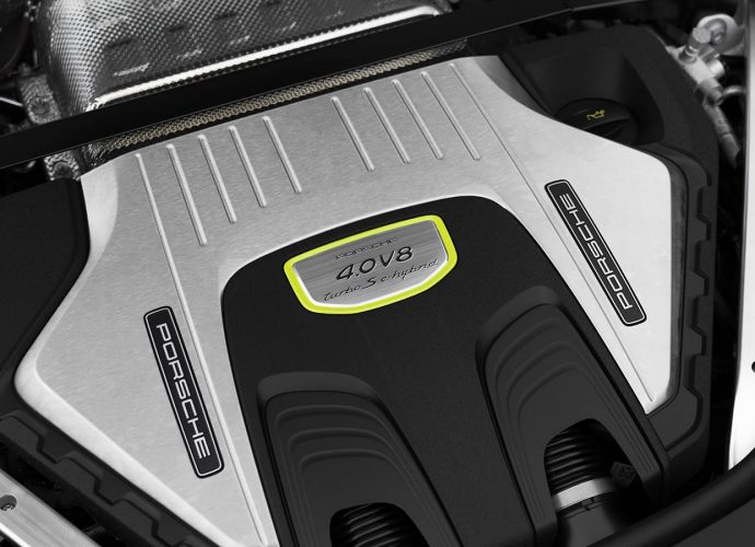 2021 Porsche Panamera Turbo S E-Hybrid Practice Run