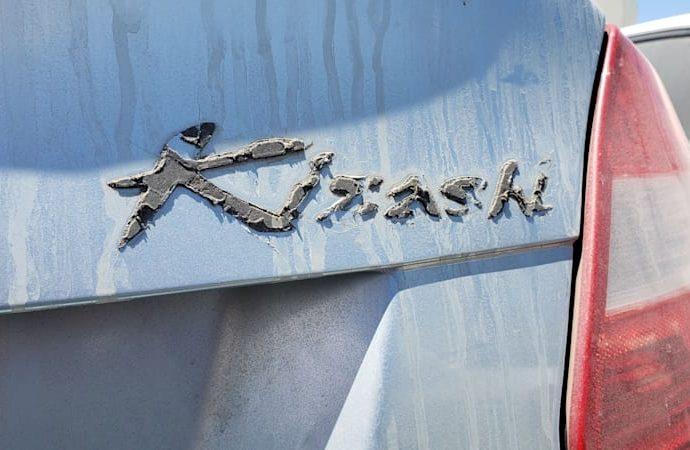 Junkyard Treasure: 2010 Suzuki Kizashi