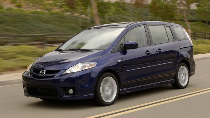 2006-2010 Mazda5 Made Use Of Car Limelight