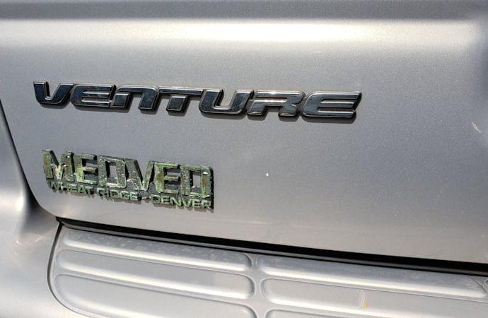 2001 Chevrolet Endeavor Detector Brothers Version