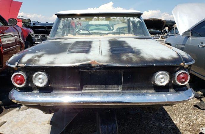 1960 Chevrolet Corvair 700 Deluxe Car