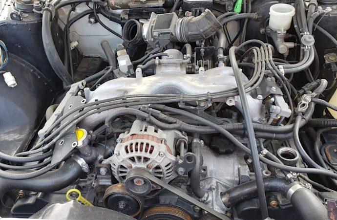 Junkyard Treasure: 1989 Subaru XT6 4WD