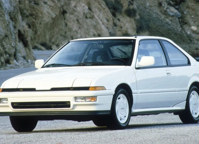 Acura Integra is born-again, so below's a consider its past