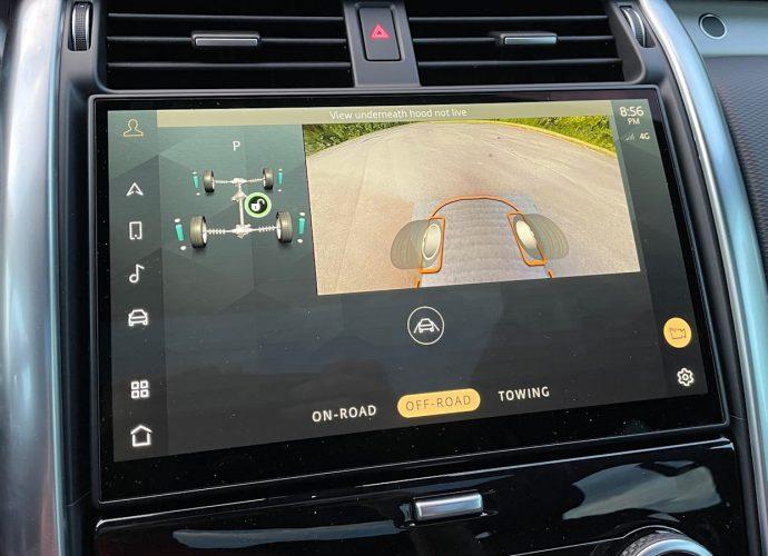 Pivi Pro Jaguar Land Wanderer Infomercial Evaluation