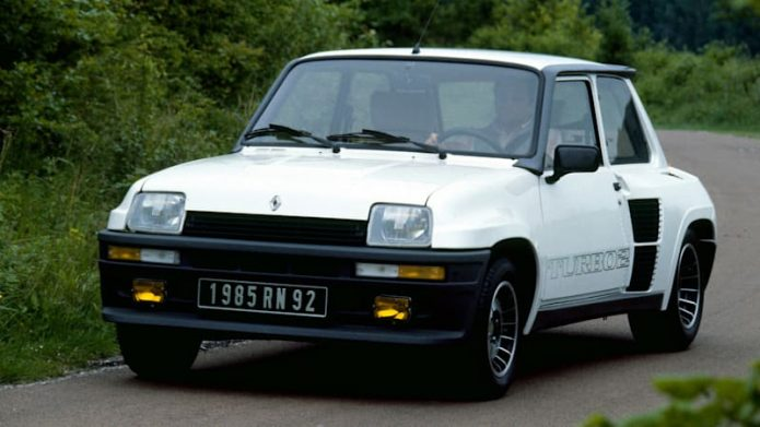 Renault 5 Turbo born-again with 400- hp engine as well as carbon fiber body
