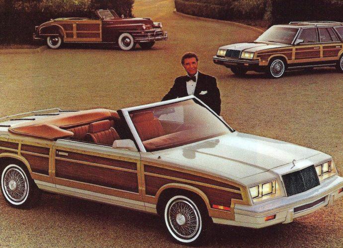 1982-1986 Chrysler LeBaron Convertible Made Use Of Automobile Limelight